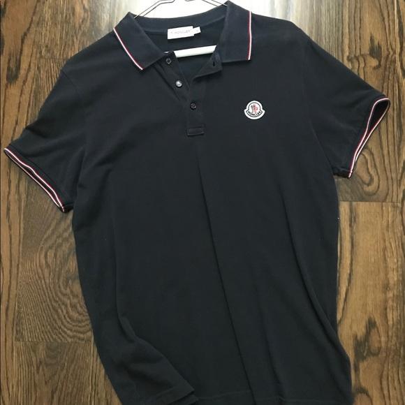 42e5e5a4 M_5cb4a44b2f48315aa4db7a69. Other Shirts you may like. Moncler Men White Polo  Shirt Medium